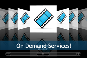on demand streaming church services